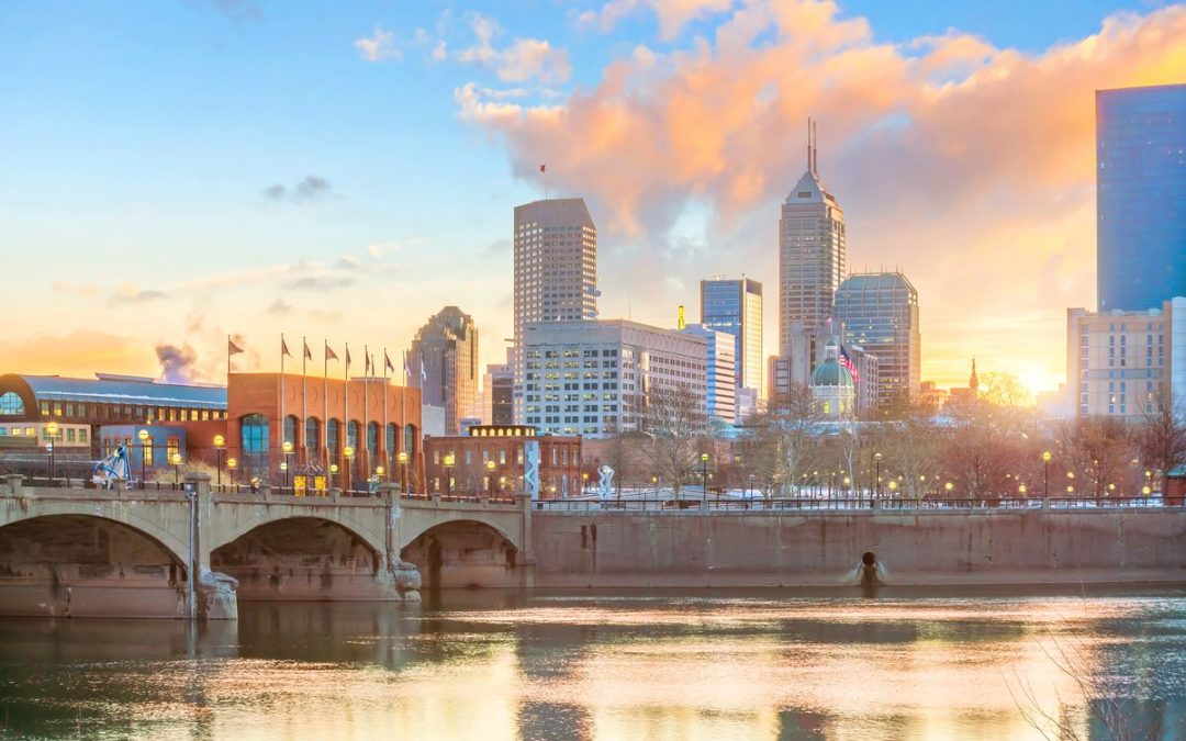 How did Indy score a Salesforce HQ?
